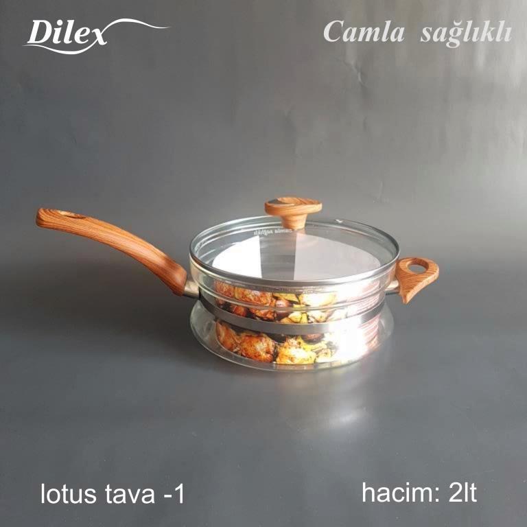 Dilex 2 Litre Cam Tava