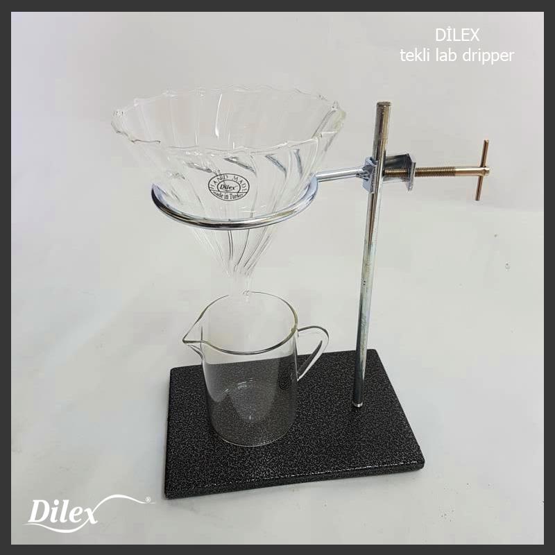 Dilex Tekli Lab Cam Dripper