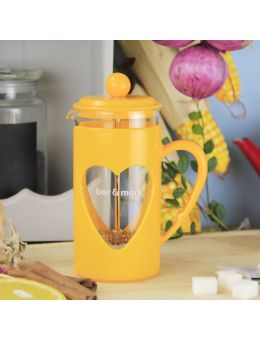Bore More 350 ml French Press Sarı